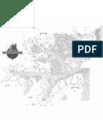 Large Warhammer Map