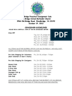 Consignment Guidelines Oct 19 2013