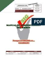 Manual de Administracion Del Riesgo