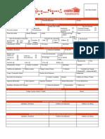 Planilla de Solicitud de Credito Hipotecario 23-08-2012