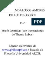 J..Leonidas Los escandalosos amores de losfilosofos_c