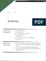 Recursos Humanos - Idalberto Chiavenato - Capítulos 2 e 3