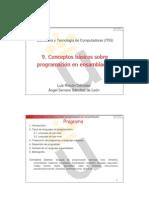 Tema9 Conceptos Basicos Ensamblador
