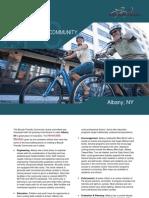BFC Feedback Report Albany Fall2012