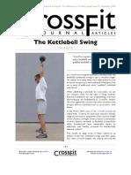 25 04 Kettlebell Swing