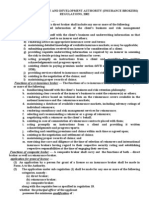 Insurance Regulatory and Development Authority _insurance Brokers ..