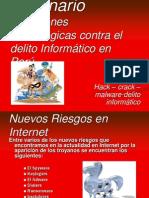 Hack-crack y Delito Informatico Julio