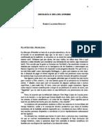 Rubén Calderón Bouchet - IDEOLOGÍA E IDEA DEL HOMBRE