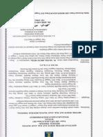 Surat Pengesahan Badan Hukum