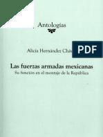 Las Fuerzas Armadas Mexicanas (1)
