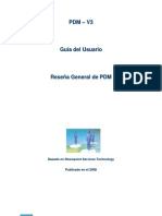 PDM Overview User Guide ESN