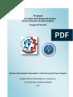 Proposal Kegiatan Futsal Fans Club
