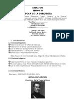 2. Literatura Conquista