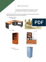 Muebles y Material de Archivo