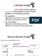 SIB 675 - Money Market Hedge and Currency Options | Hedge (Finance) |  Option (Finance)