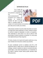 Educacion Fisica El Pulso