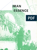 Human Essence, The - George Thomson