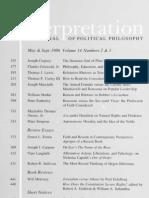 Interpretation, Vol 14-2-3