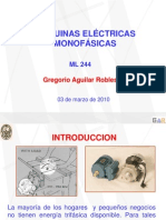 Motores Monofasicos de Induccion - 03.03.2010