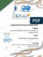 Invitation SPE SC ITB IPWeek_13