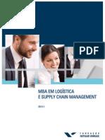 MBA LogisticaSupplyChainMgm 2013.1
