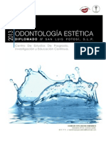 Diplomado Odontologia Estetica 2013