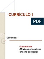 Curri Culo 1