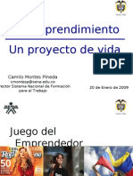 1.4.Encuentro de Aprendices 2009 Por Camilo Montes
