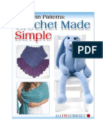 One Skein Patterns Crochet Made Simple eBook.pdf