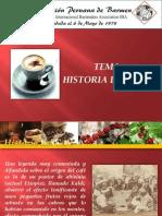 Clases de Cafe 1 - Historia Del Cafe