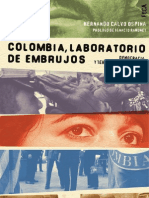 Colombia, Laboratorio de Embrujos_ Democ - Calvo Ospina, Hernando(Author)