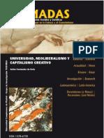 Universidad, Neoliberalismo y Capitalism - FernA!Ndez de Rota, AntA3n(Author)