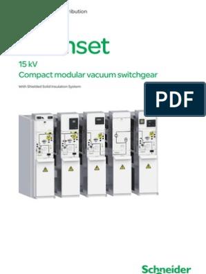 Premset Schneider | Electrical Substation | High Voltage