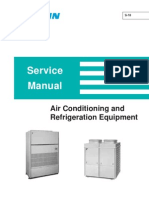DAIKIN Service Manual Air Conditioning and Refrigeration EquipmentSi-18