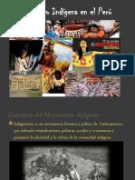 Movimiento Indigena en el Peru .Ppt- Anshu Shekhar.