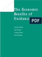 Icegs the Economic Benefits of Guidance2002