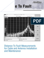 Distance to Fault