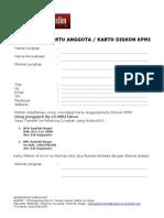 Konfirmasi Kartu Anggota atau Kartu Diskon KPMI(1).doc
