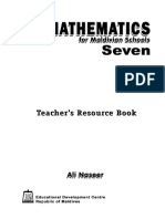 Maths Gr7 Teachers Book