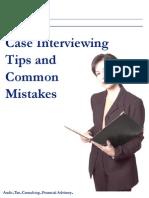 Deloitte Case Interview Tips