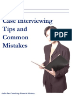 case interviewing