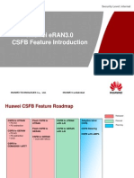 SPD Huawei eRAN3.0 CSFB Feature Introduction 20120529 a 1.0