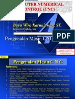 Pengenalan Mesin CNC