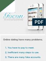 Gocon Pitch Deck