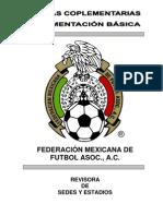 Normas Para Estadios de Futbol (FEMEXFUT)