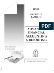 Financial Accounting Rw