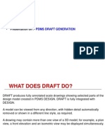 Presentation - Pdms Draft Generation