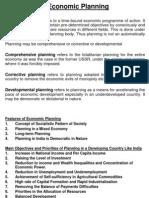 5. Economic Planning