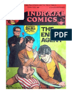 Indrajaal Comics - Vol25-43 - The Enemy Agent - DARA