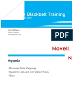 1 - Security Blackbelt - Data Mapping and Dynamic Lists - Norbert